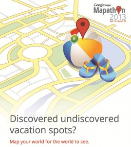 maps vacation spots